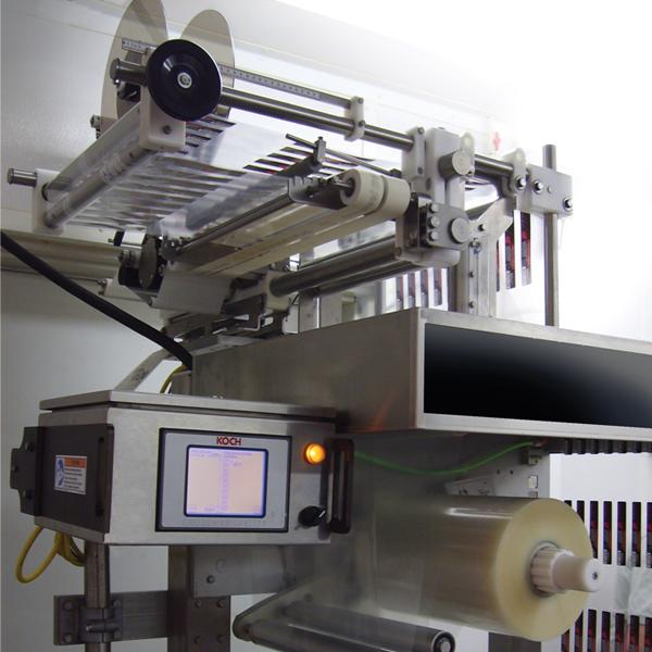 Cross Web Labelling Machines